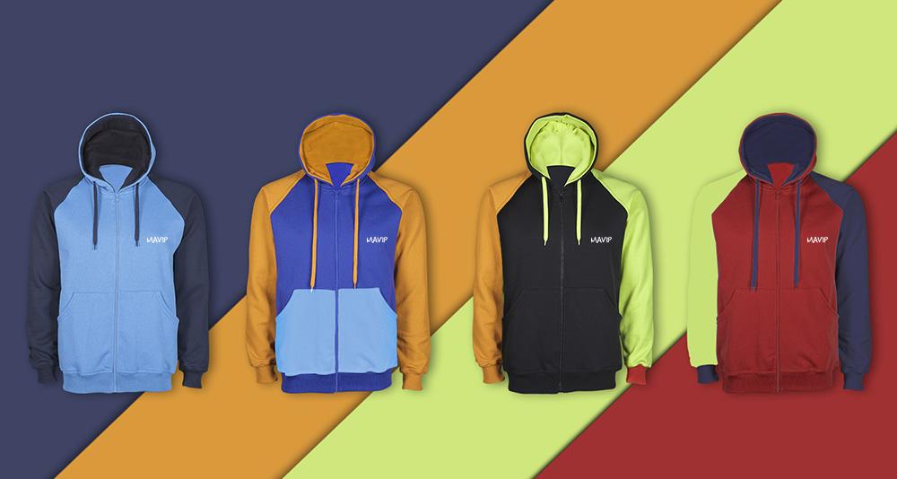 Customisez votre sweat en composant ses couleurs et avec marquage ou broderie de votre logo d'entreprise