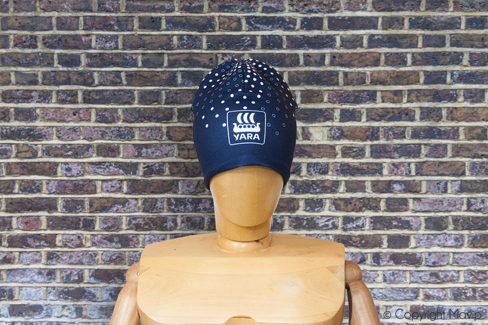 Bonnet personnalisable avec logo d'entreprise d'association de club sporttif - broderie