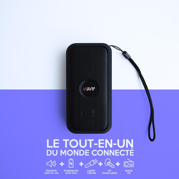 Objet média multifonction sur Paris agence parisienne