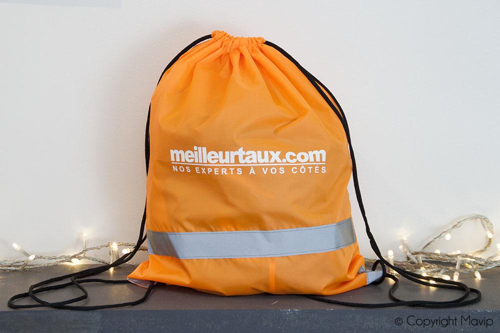 objet média sac à dos personnalisé avec logo d'entreprise ou impression totale by Mavip