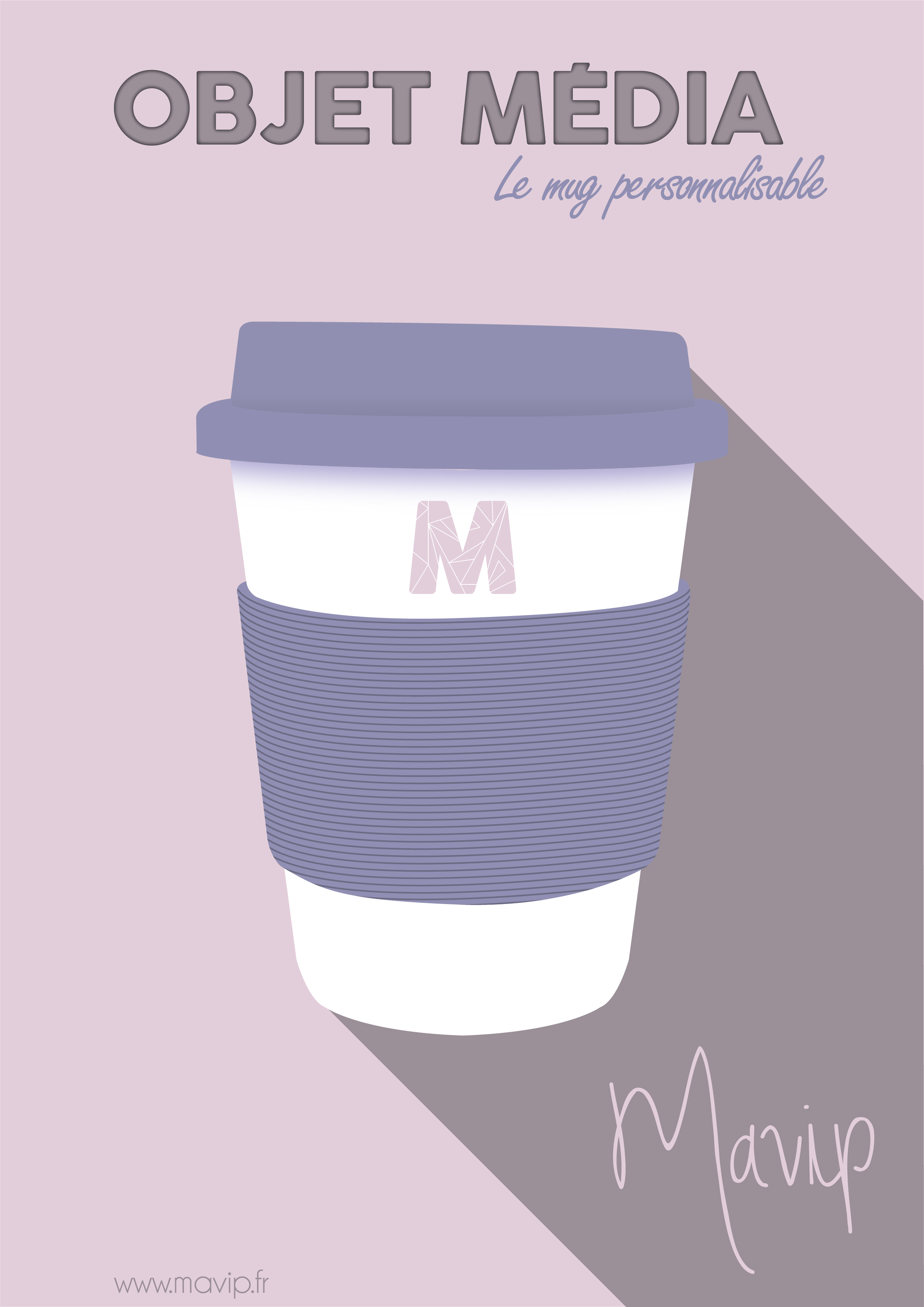 Le Mug, l'objet média personnalisable avec logo