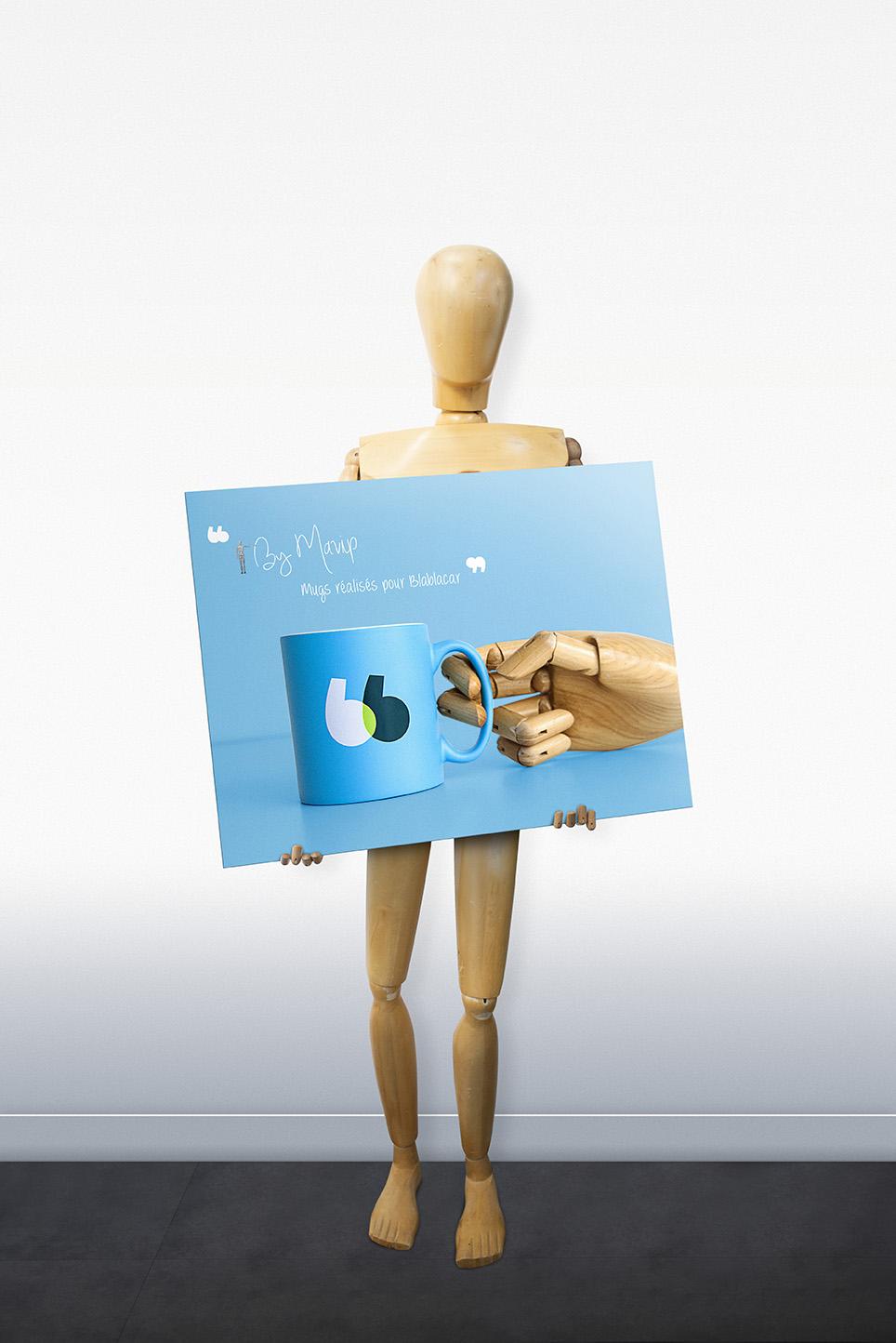 Mavip communique sur les objets médias réalisations clients