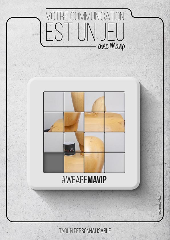Votre communication est un jeux avec l'objet média by Mavip