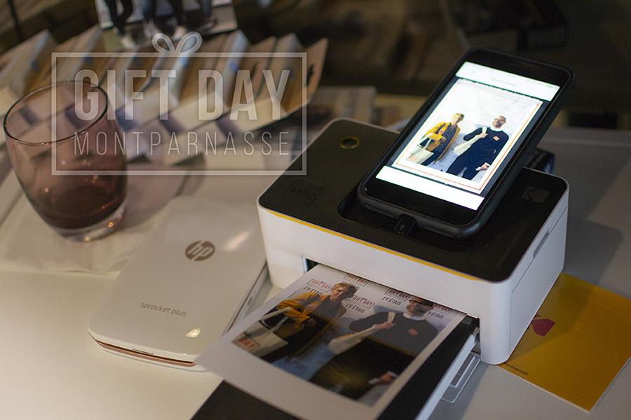 Le Gift Day des objets pub à la Tour Montparnasse by Mavip