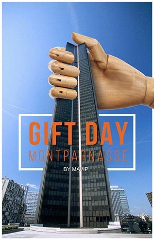 Gift Day Montparnasse 2019 by Mavip