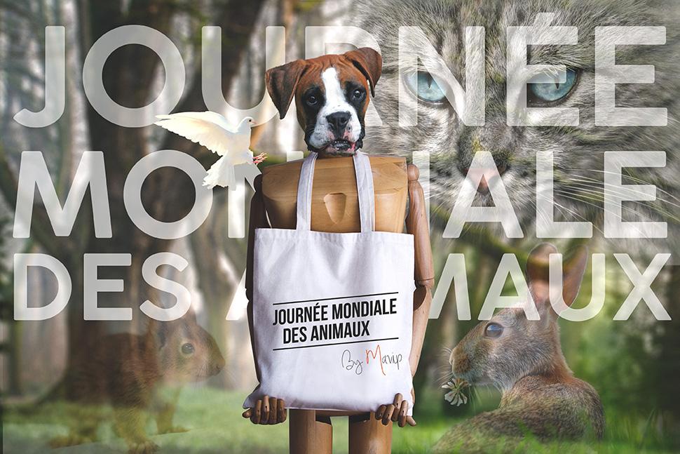 journée mondiale des animaux objets publicitaires by Mavip