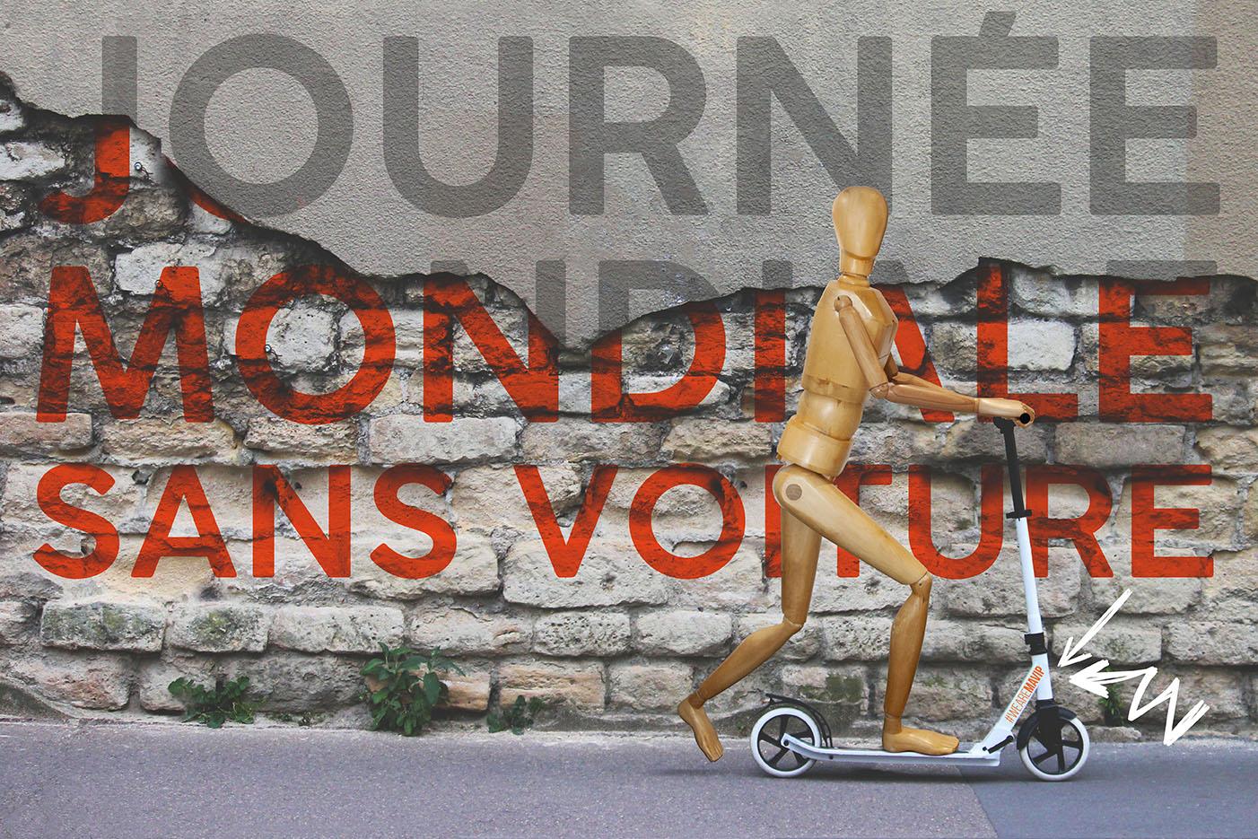 journée mondiale sans voiture by Mavip
