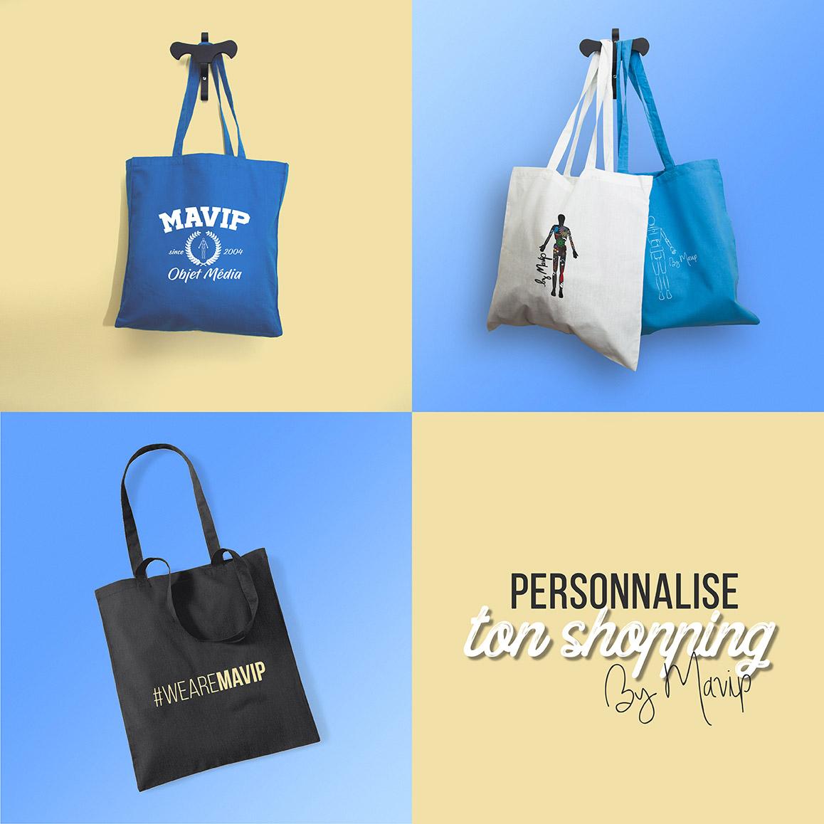 Mavip personnalise ton shopping