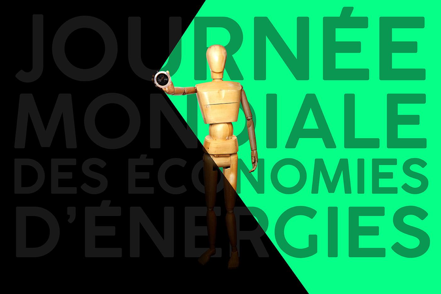 Journée mondiale des économies d'énergies