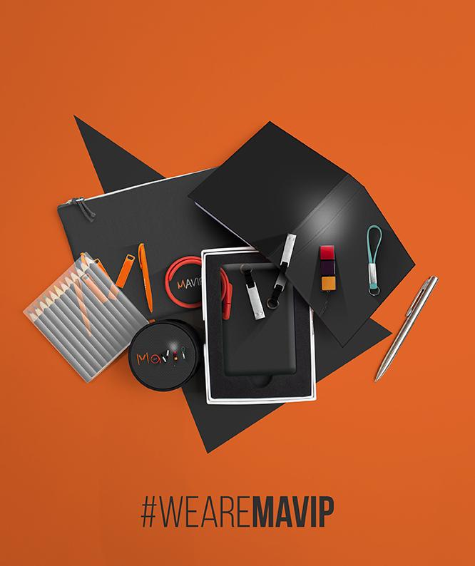 Catalogue objets médias 2020 by Mavip
