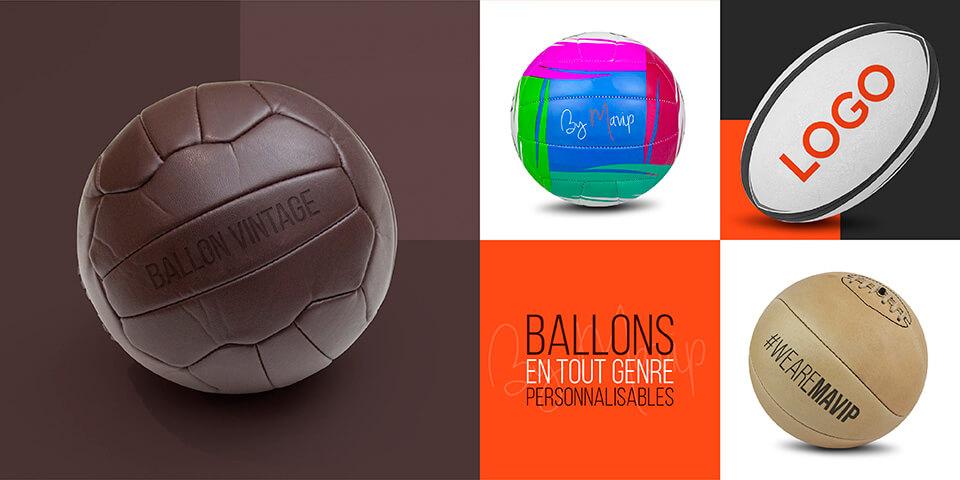 Ballons en tout genre personnalisables avec votre logo