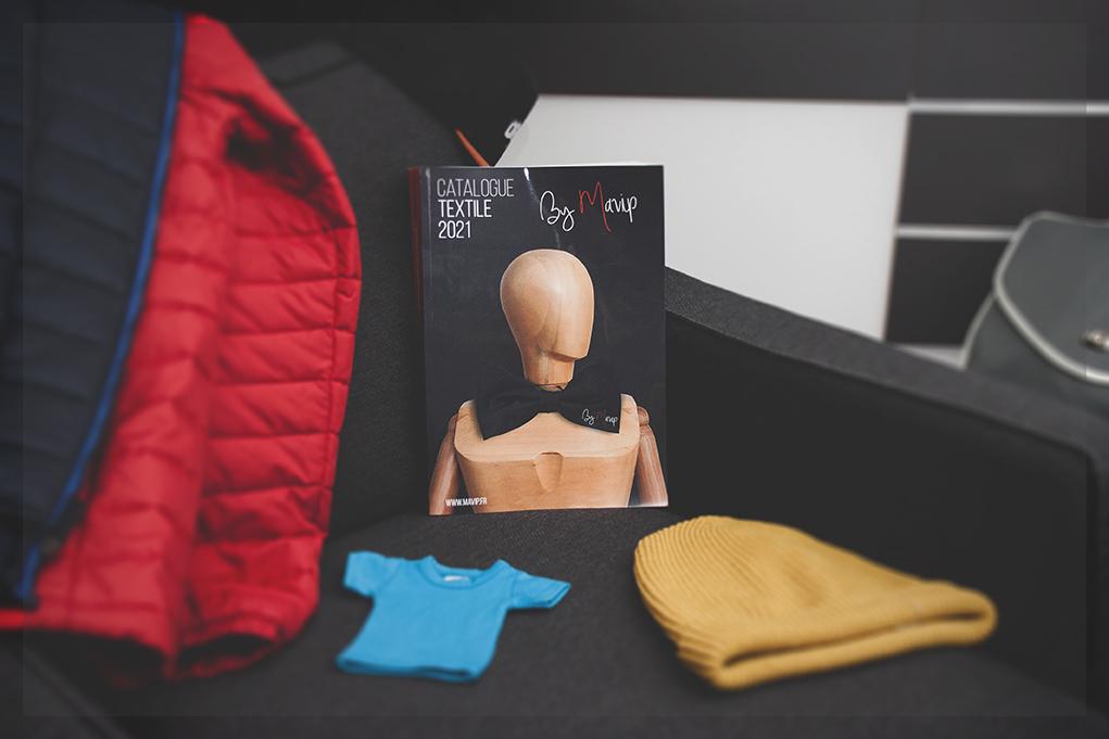 Catalogue textile publicitaire 2021 by Mavip