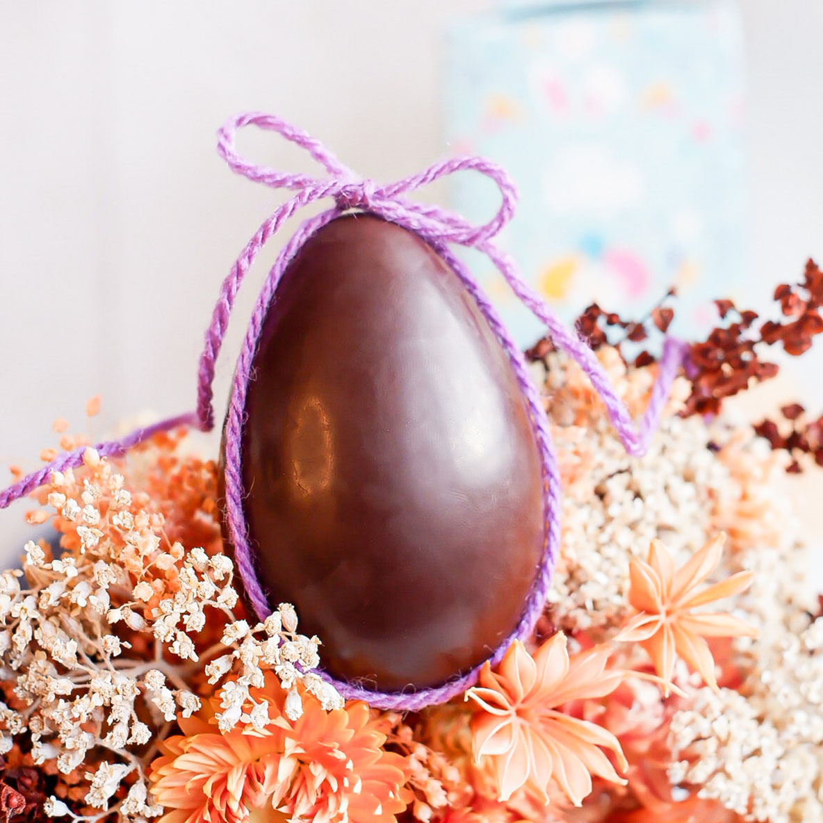Chocolat de Pâques personnalisés by Mavip