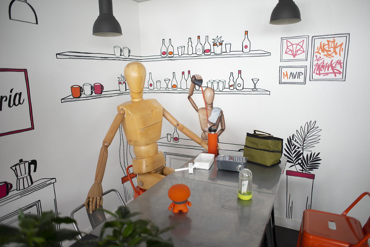 Mavip l'agence personnalisée qui personnalise sa décoration intérieure