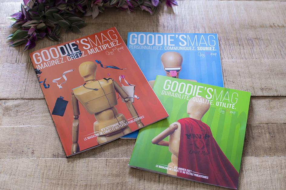 Le numéro de Goodie's Mag de septembre 2021